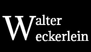 Walter Weckerlein
